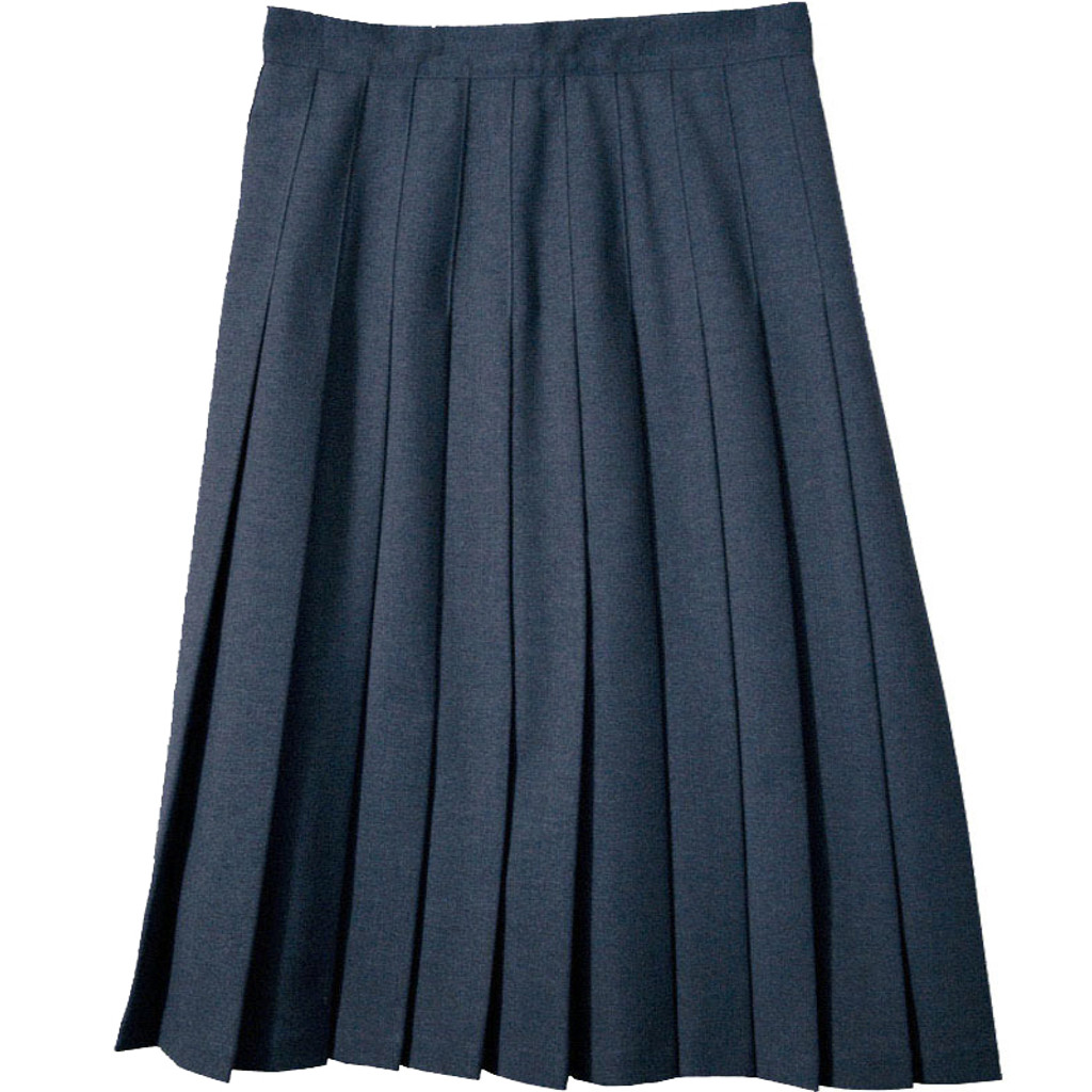 Junior Skirt Pleats Stitched Down Poly Deluxe