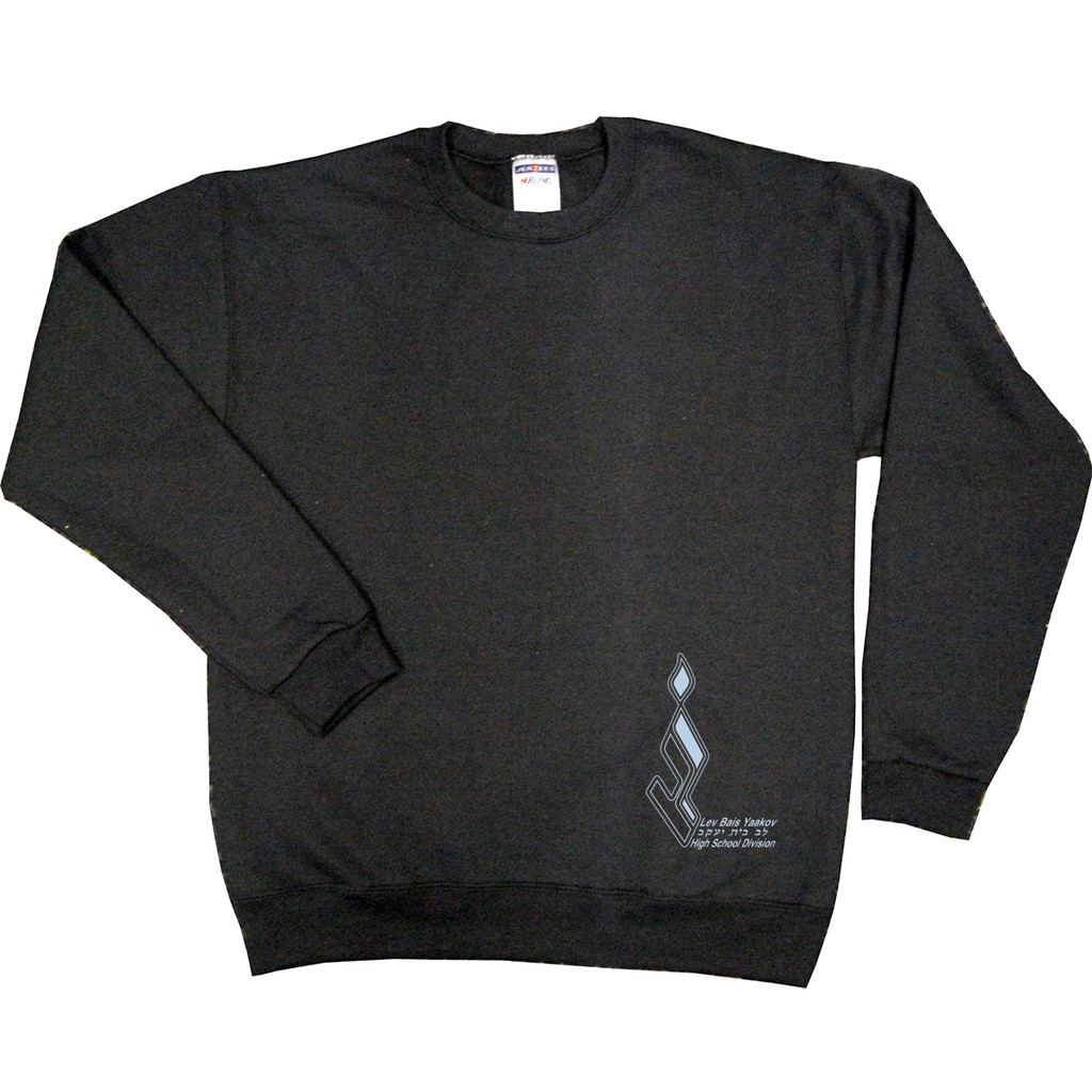 Crewneck Sweatshirt Black LBYHS
