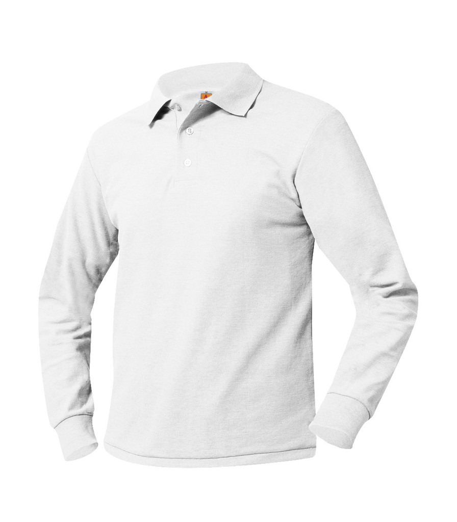 Knit Shirt Color Light Blue or White