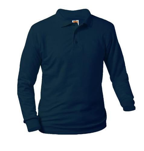 Knit Shirt Color Navy