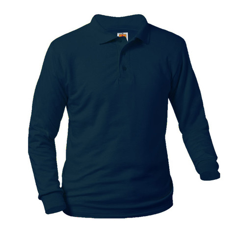 Knit Shirt Color Navy or White