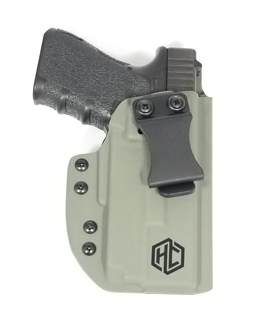 Light-Bearing Holsters
