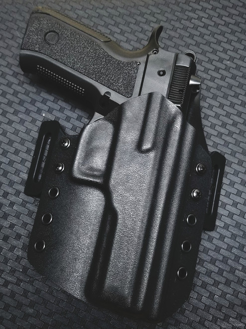 Custom Kydex Holsters, concealed carry holsters, every day