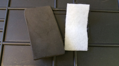 Foam Concealment Pad