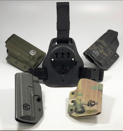 HolsterCo Variant on a G Code MULE ISS platform