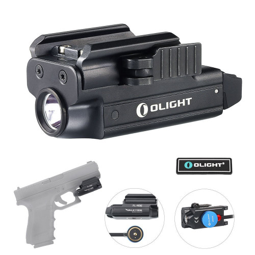 The pistol light PL-MINI Valkyrie is a culmination of years of innovation at Olight in the LED industry to bring you the brightest and most compact weapon flashlight ever created.