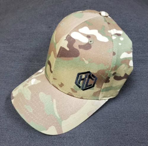 HolsterCo Multicam Flexfit cap