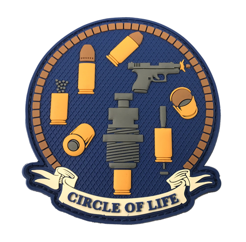 Circle Of Life patch (Patriot Patch Co.)