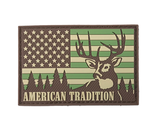 American Tradition patch (Patriot Patch Co.)