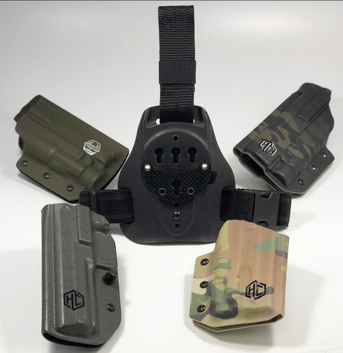 HolsterCo Variant on a GCode MULE ISS platform