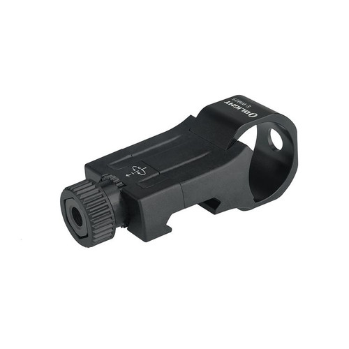 """Olight E-WM25 Mount Low Profile 1"""" rail mount  Compatible with any flashlight body diameter of 24.4mm to 27mm (1 inch)  Compatible Olights - M2R Pro Warrior,Warrior X, M20SX, M1X, M2X, M22, M23, M2R, M2T, M3XS-UT."""
