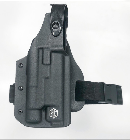 Light-Bearing Variant (level 2 drop holster)