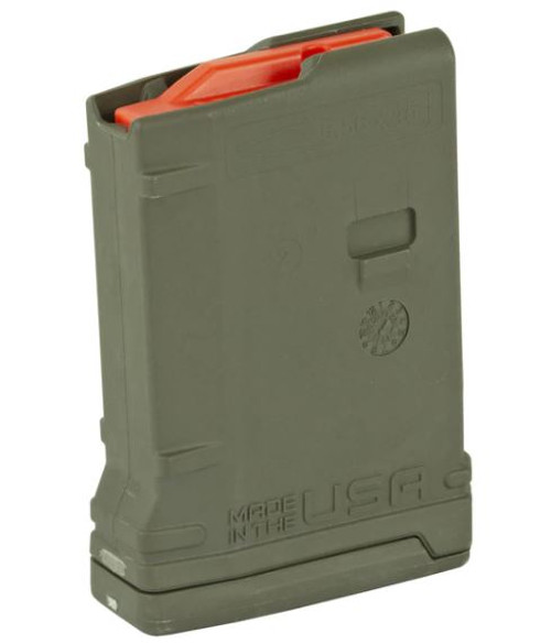 Reliable feeding, durable construction, and lightweight are some of the most desirable features in a magazine. Amend2's AR-15 magazines perfectly embody those traits thanks to their advanced polymer construction and anti-tilt super follower! Impact resistant and entirely made in the U.S.A., the Amend2 10-round magazine is just what you need in your kit.  Features:  Advanced impact resistant polymer construction Anti-tilt Super Follower Heavy duty stainless steel spring Holds 10-rounds of 5.56 NATO Can be safely Cerakoted!  Operating out of Idaho Falls, Idaho since 2013, Amend2 was founded to provide reliable and affordable accessories to fellow celebrators of the Second Amendment. They are constantly improving and expanding their product lineup, built right here in the U.S.A.. With a variety of magazines and accessories available, you're sure to find what you're looking for from Amend2.