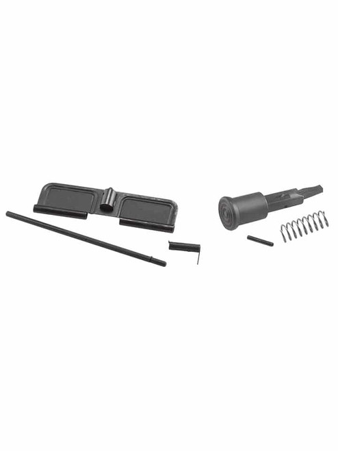 A3 Upper Receiver Parts Kit Contains:  UR-02         Ejection Hinge Pin Snap Ring 1 ea. UR-03         Ejection Port Cover Pin 1 ea. UR-04         Ejection Port Cover 1 ea. UR-05         Ejection Port Cover Spring 1 ea. UR-06.       Forward Assist Pin 1 ea. UR-07.       Forward Assist Spring 1 ea. UR-08-RA Forward Assist Button 1 ea.