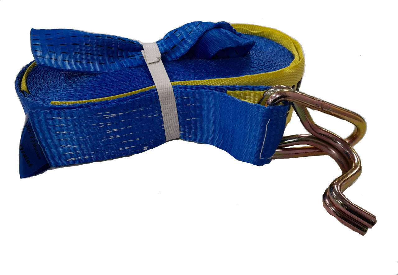 50MM x 9Mtr Replacement Strap Cut End 25