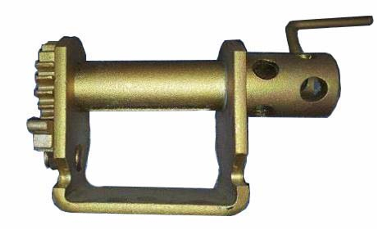 100MM SLIDE RAIL WINCH WITH HOLES AT ONE