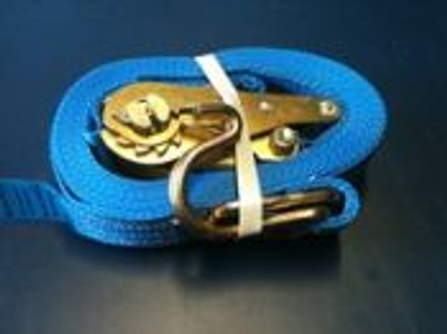 35MM X 6Mtr Ratchet Tie Down 1500Kg Lc