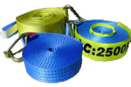 50MM X 9Mtr Replacement Strap X10