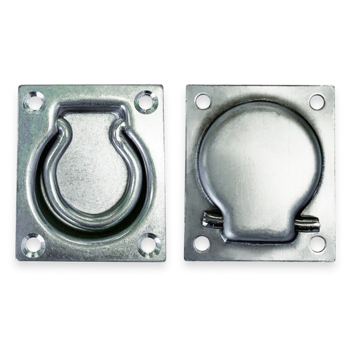 Lashing Ring Small Zinc Plated