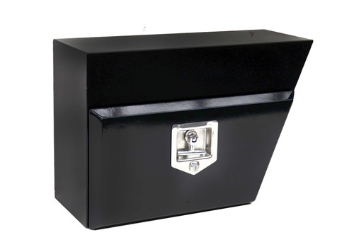 Left And Right Tie Rail Toolbox - Tbtrblk604026R