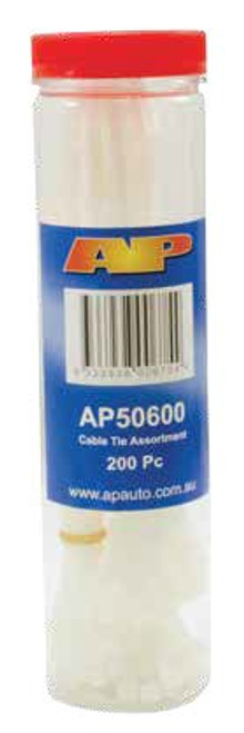 Cable Tie Kit 200Pc