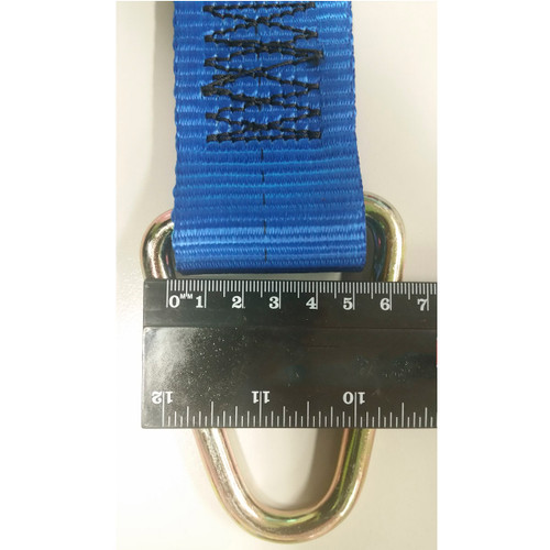 50mm X 170mm rope tie off F Track 300KG