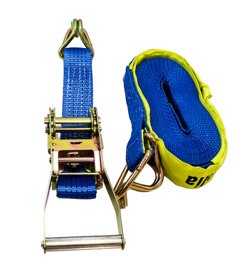 50mm X 9mtr Ratchet Tie Down 2500kg LC