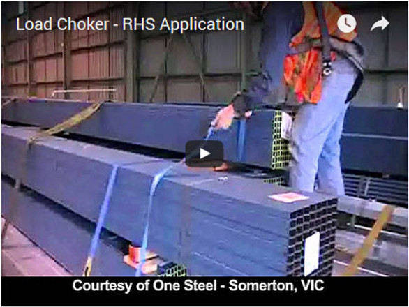 Load Choker - RHS Application