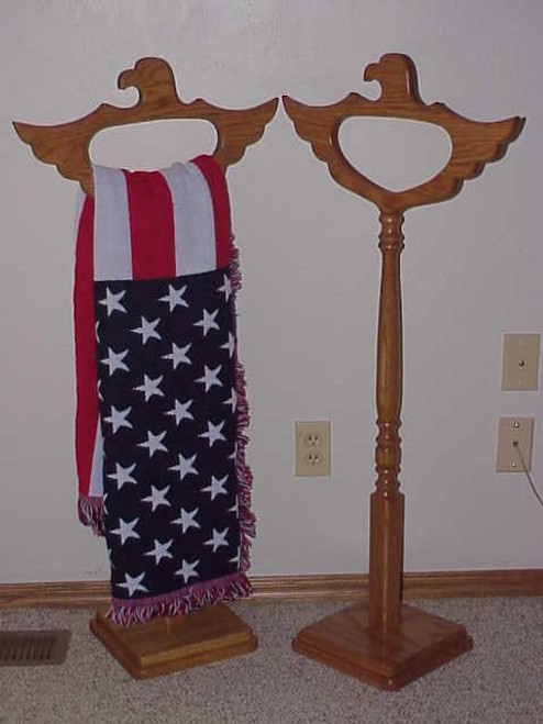 Eagle Blanket or Quilt Holder
