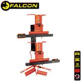 Falcon 4 wheel laser aligner set