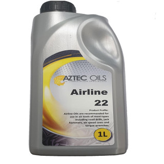Tyre changer airline oil