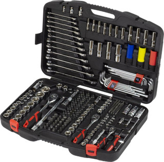 Tool Set, Socket Set, 218 Piece