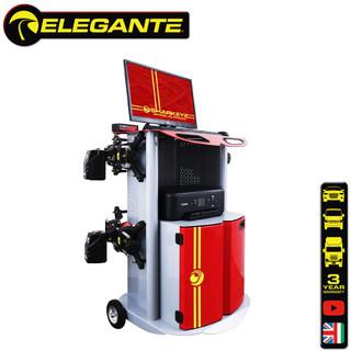 Elegant Computerised 4wheel aligner 8CCD