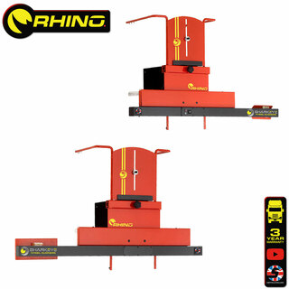 Rhino HGV 2 Wheel Laser Aligner