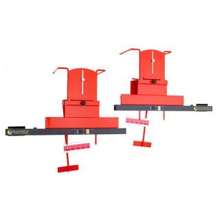 HGV single steer wheel aligner