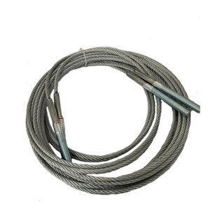 2 Post Lift Balance Cables Rope Set