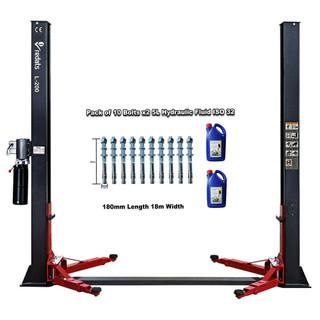 Redats L200 2 Post Lift Including oil