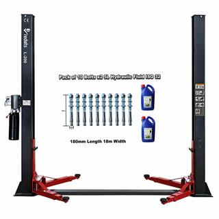 Redats L200F 2 Post Lift Including oil