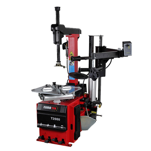 T2000Pro fully automatic Tyre changer