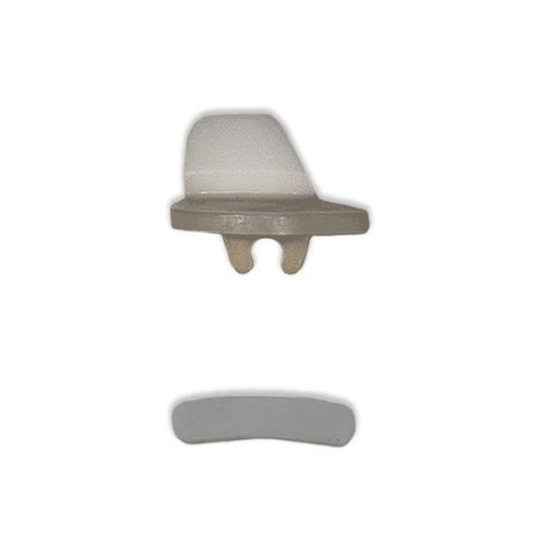 mini plastic fitting head inserts for eurotek tyre changer