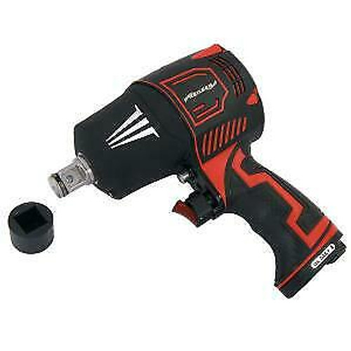 """Air Impact Wrench Super Duty Twin Hammer 3/4"""" Drive"""