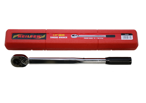 """1/2"""" Drive Torque Wrench, 10- 150FT/LB"""