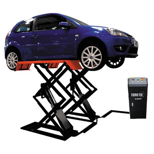 Eurotek FHS3 Full Rise Car Scissor Lift