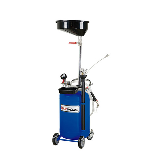 Lubeworks Oil Drainer JAODE 090  2-in-1