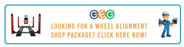 hyperlink for wheel alignment shop package