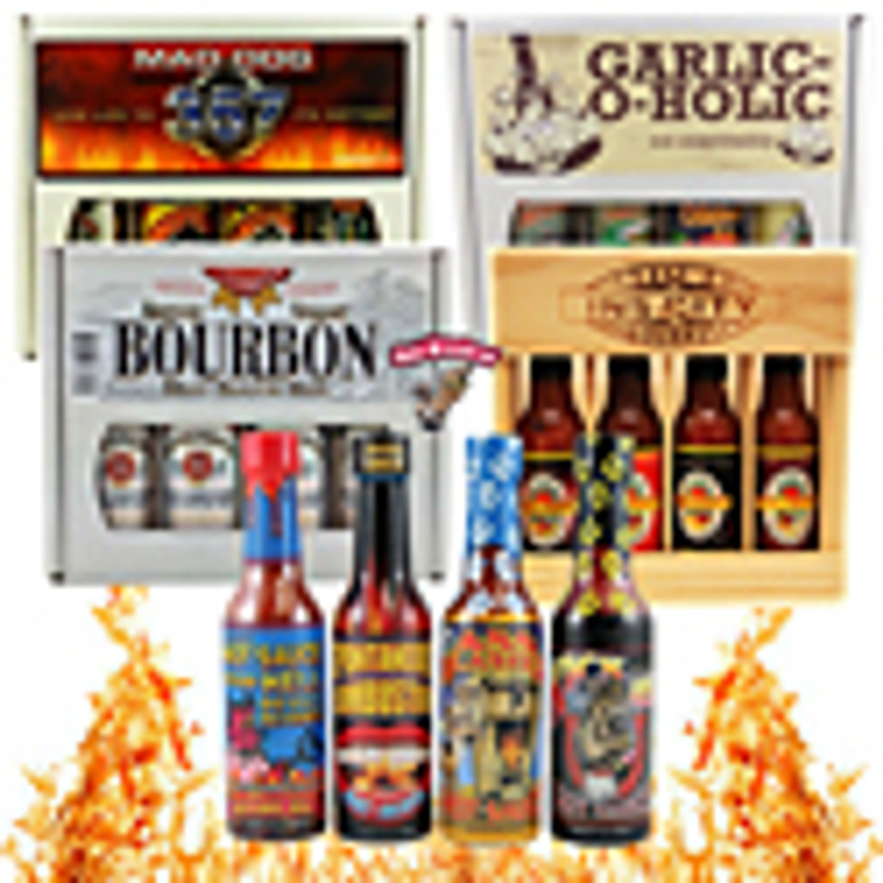 HOT SAUCE GIFTS & GIFT SETS
