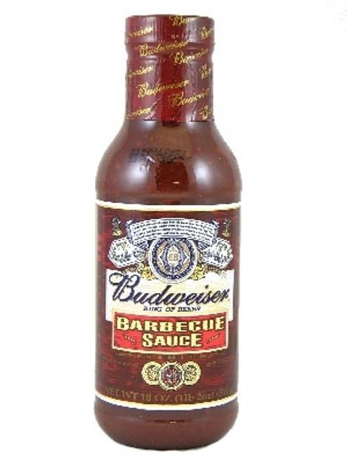 Budweiser BBQ Sauce, 18oz.