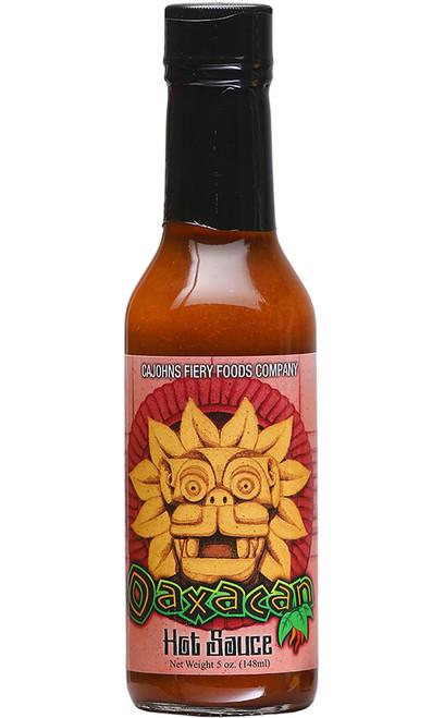 Oaxacan Hot Sauce, 5oz.