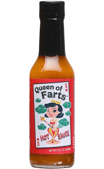 Queen Of Farts Hot Sauce, 5oz.
