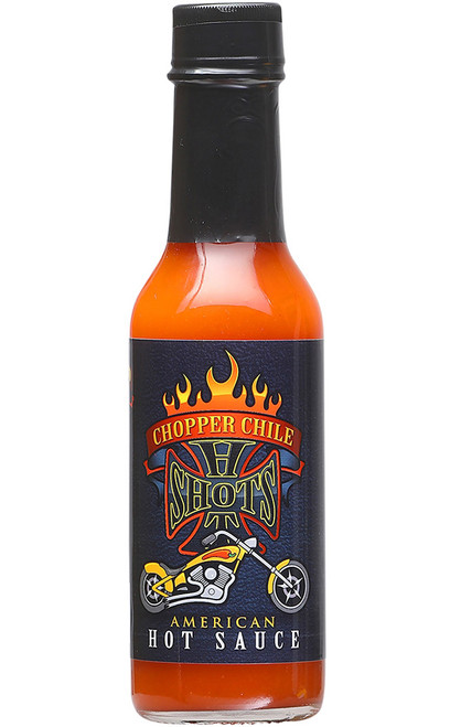 Chopper Chile Habanero Hot Sauce, 5oz.